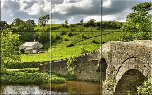 Puzzle - Beautiful Countryside apktram screenshots 8
