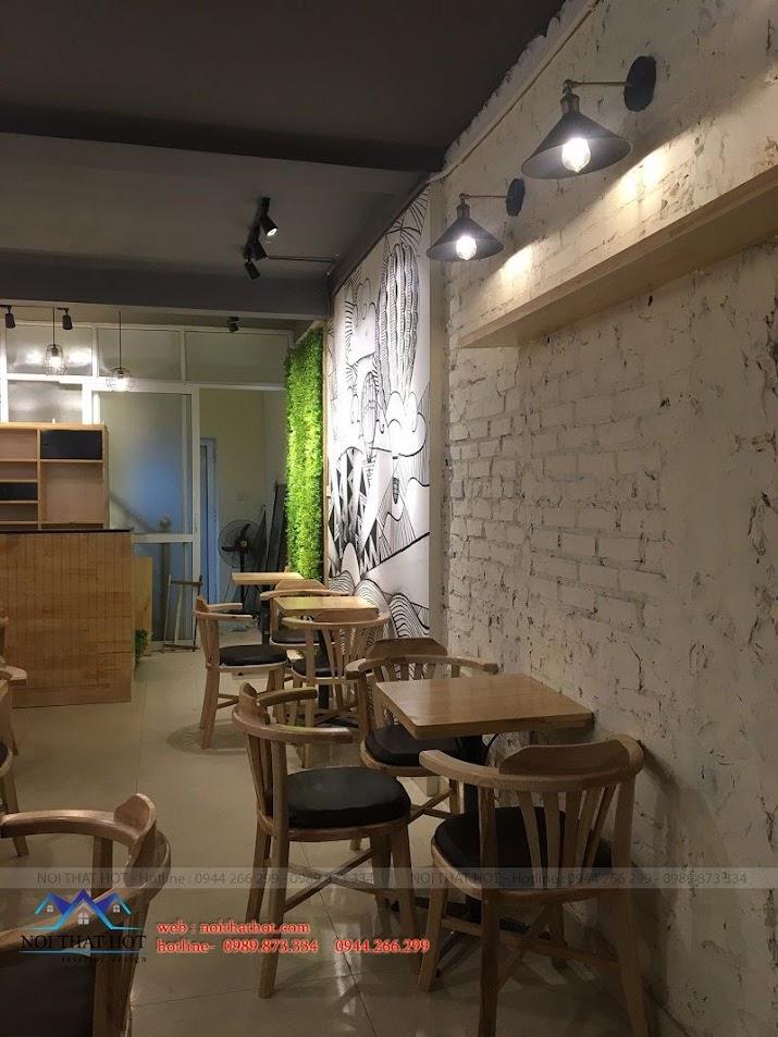 thi công quán cafe chất lượng cao