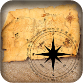 Compass With Maps & Directions