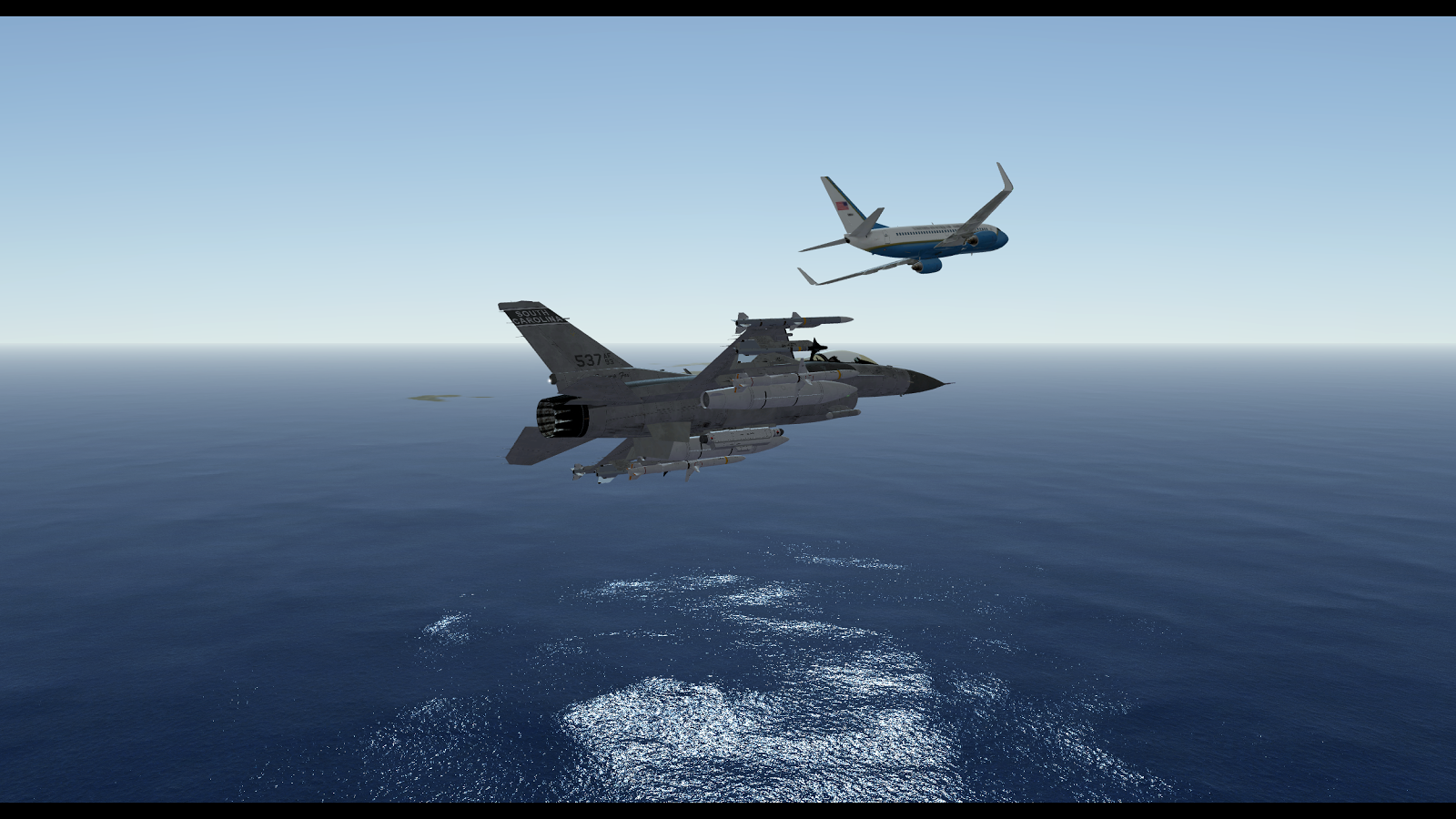 Screenshots of Infinite Flight Simulator for Android