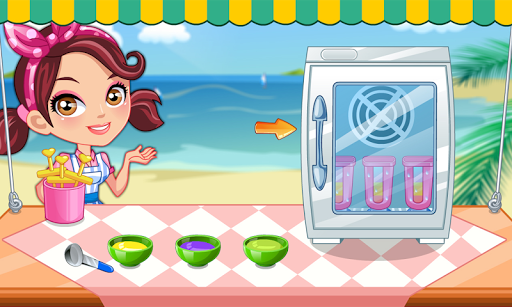 Cook ice pop maker multi color 1.0.0 screenshots 13