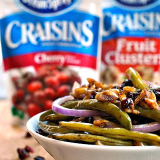 Balsamic Roasted Green Beans