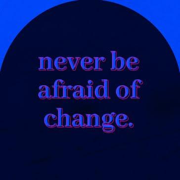 Never Afraid - Instagram Post template