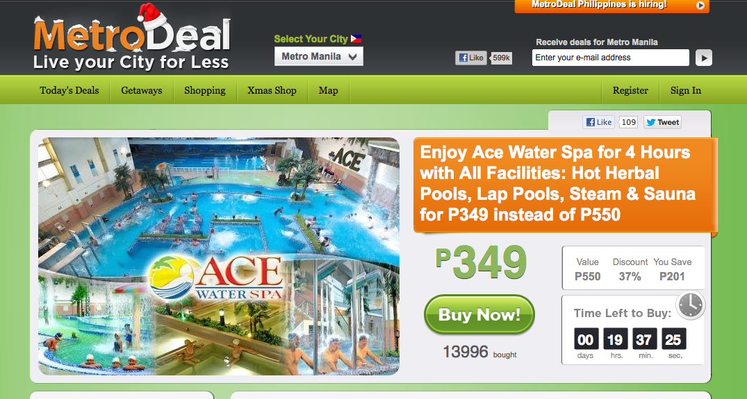 Manila Deal Reviews - Metrodeal Reviews, opinions and comments
