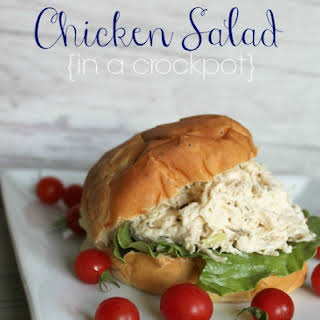 Crock Pot Chicken Salad Recipes.