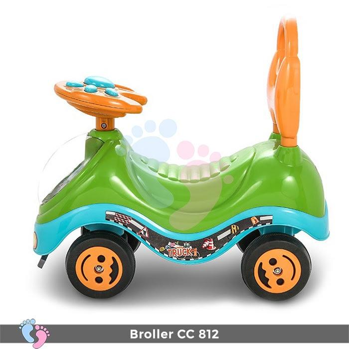 Xe chòi chân trẻ em Broller CC YH-812 6