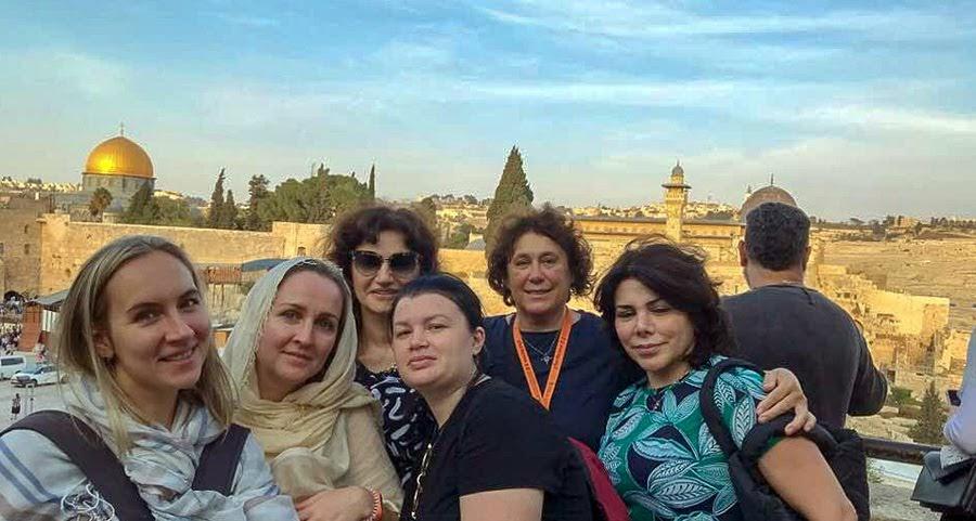 Экскурсия в Иерусалиме. Храмовая гора.