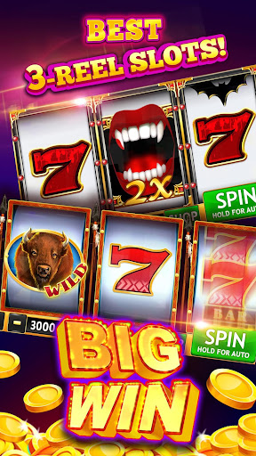 Slots of Luck: 100+ Free Casino Slots Games 3.7.0 screenshots {n} 3