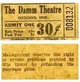 Photo: Damm Theatre Osgood Indiana