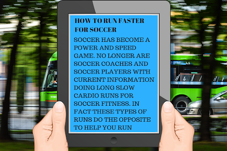 Download How to Run Faster for Windows Phone apk screenshot 3