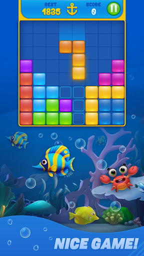 Save Fish - Block Puzzle Aquarium 13.0 screenshots 2