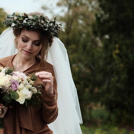 Wedding photographer Mikhail Voskoboynik (voskoboynik). Photo of 18.10.2017