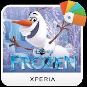 XPERIA™ DisneyFrozenOlaf Theme