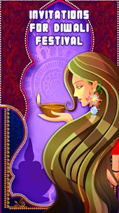 Invitations For Diwali Festival - náhled