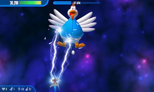 Chicken Invaders 3 HD (Tablet) screenshots 1