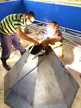 Photo: welding