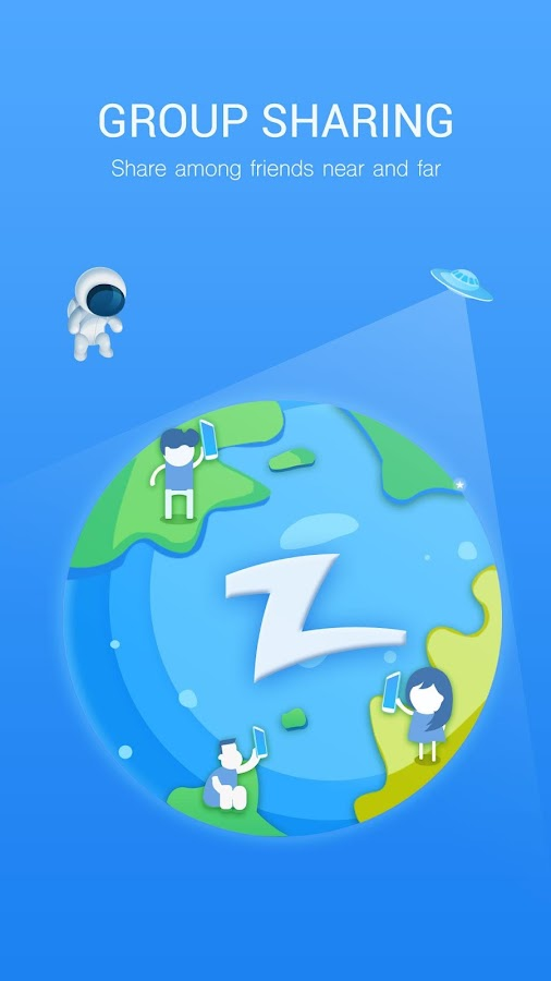 Zapya - Share File, Share Fun- screenshot