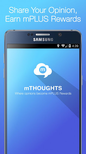 mTHOUGHTS – Earn mPlus Rewards for PC