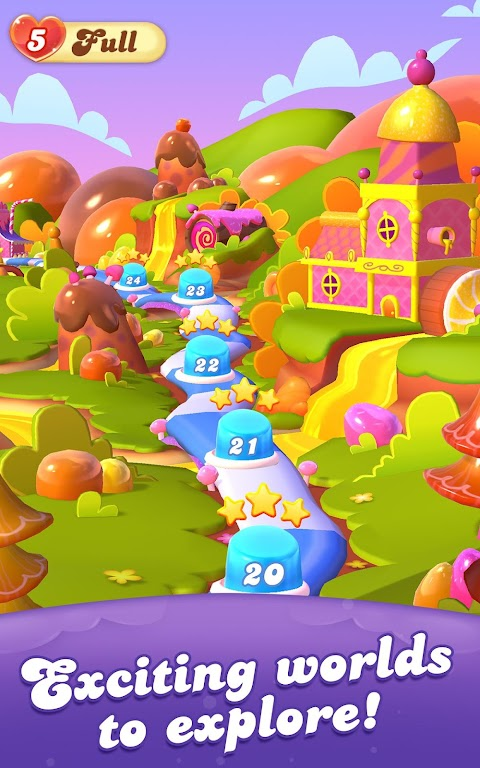 Candy Crush Friends Saga poster 16