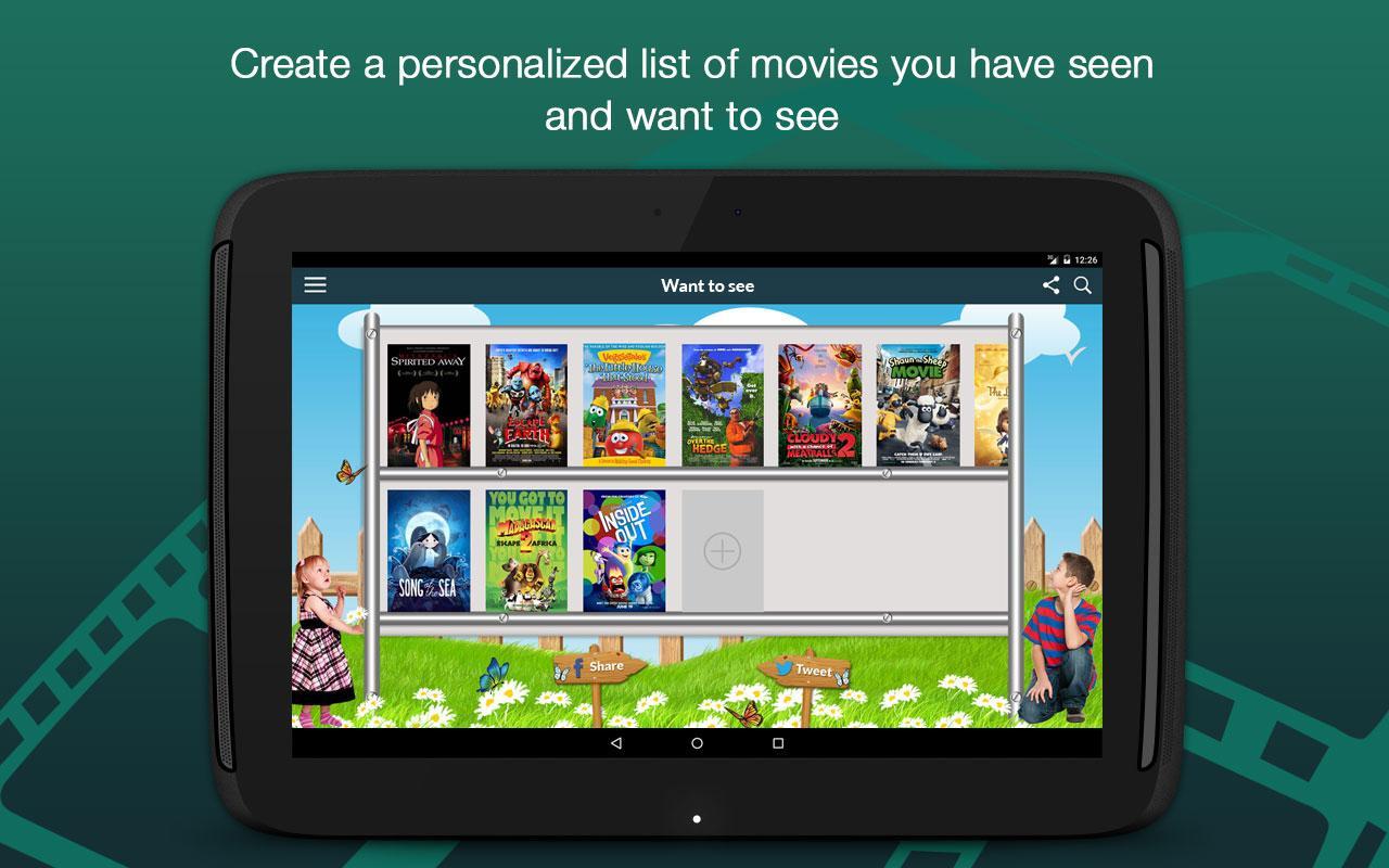 Animated Movies screenshots