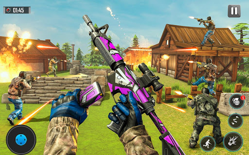 Modern FPS Shooting Game: Counter Terrorist Strike modavailable screenshots 7