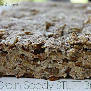 No Grain Seedy STUFT Bread.