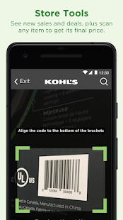 Kohl's: Scan, Shop, Pay & Save Screenshot