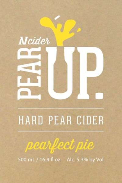 Logo of NV Cider  Pearfect Pie