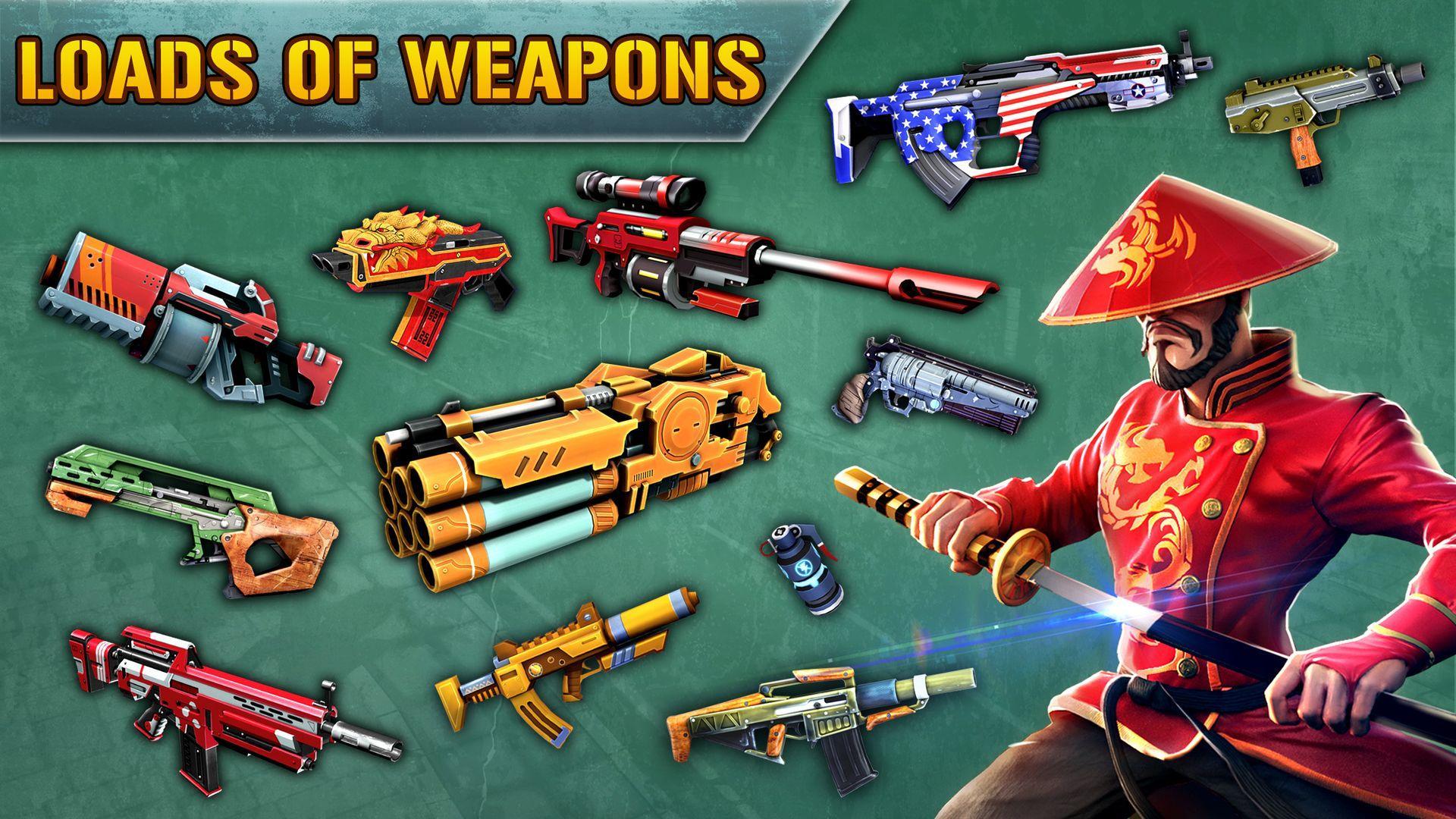 Blitz Brigade - Online FPS fun screenshot #9