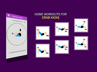 Home Workouts : GYM Body building 11