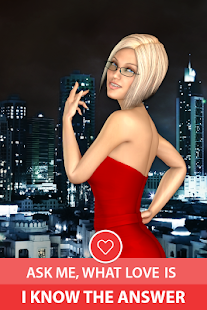 Pocket Blonde Cyber Girlfriend- screenshot thumbnail