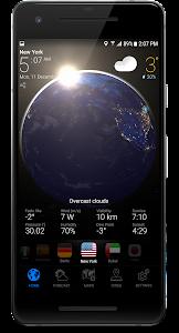 3D Earth Pro - Weather Forecast, Radar \u0026 Alerts UK 이미지[2]