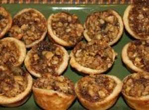 Mini Maple Walnut Pies