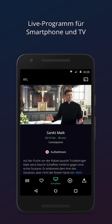 waipu tv app