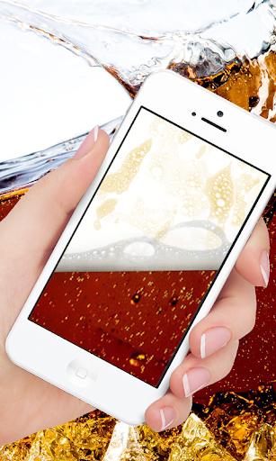 玩免費娛樂APP|下載お使いの携帯電話にコーラを飲みます app不用錢|硬是要APP