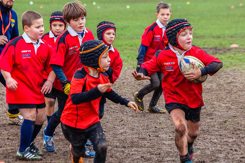 MINI RUGBY di pampurio