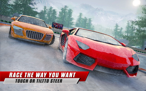 Snow Driving Car Racer Track Simulator 1.02 screenshots 5