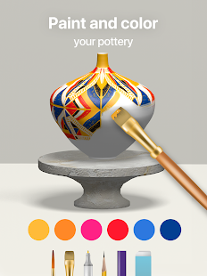 App Pottery.ly 3D– Relaxing Ceramic Maker APK for Windows Phone