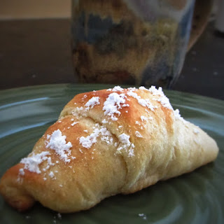 Sweet Cheese Stuffed Crescents