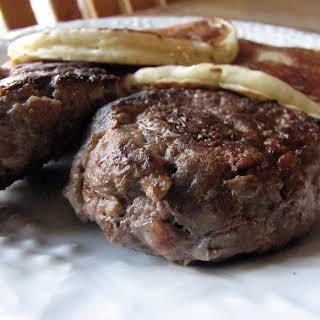 Mark's Venison Sausage.