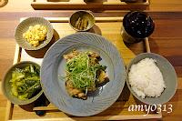 泔 米食堂