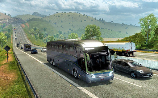 Road Driver: Free Driving Bus Games - Top Bus Game 1.0 screenshots 3