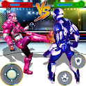 Ultimate Real Rebot Fight - Robot fighting Game icon