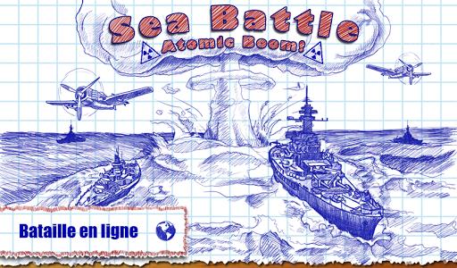 Sea Battle  captures d'u00e9cran 1