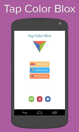 Tap Color Blox