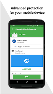 Comodo Mobile Security- screenshot thumbnail