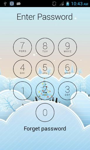 applockのアンドロイド