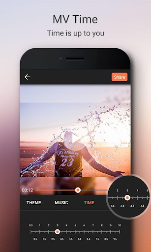 Beauty Video - Music Video Editor Slide Show for PC
