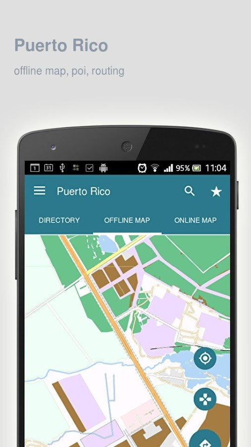 Puerto Rico Map Offline Android Apps On Google Play - Puerto rico map