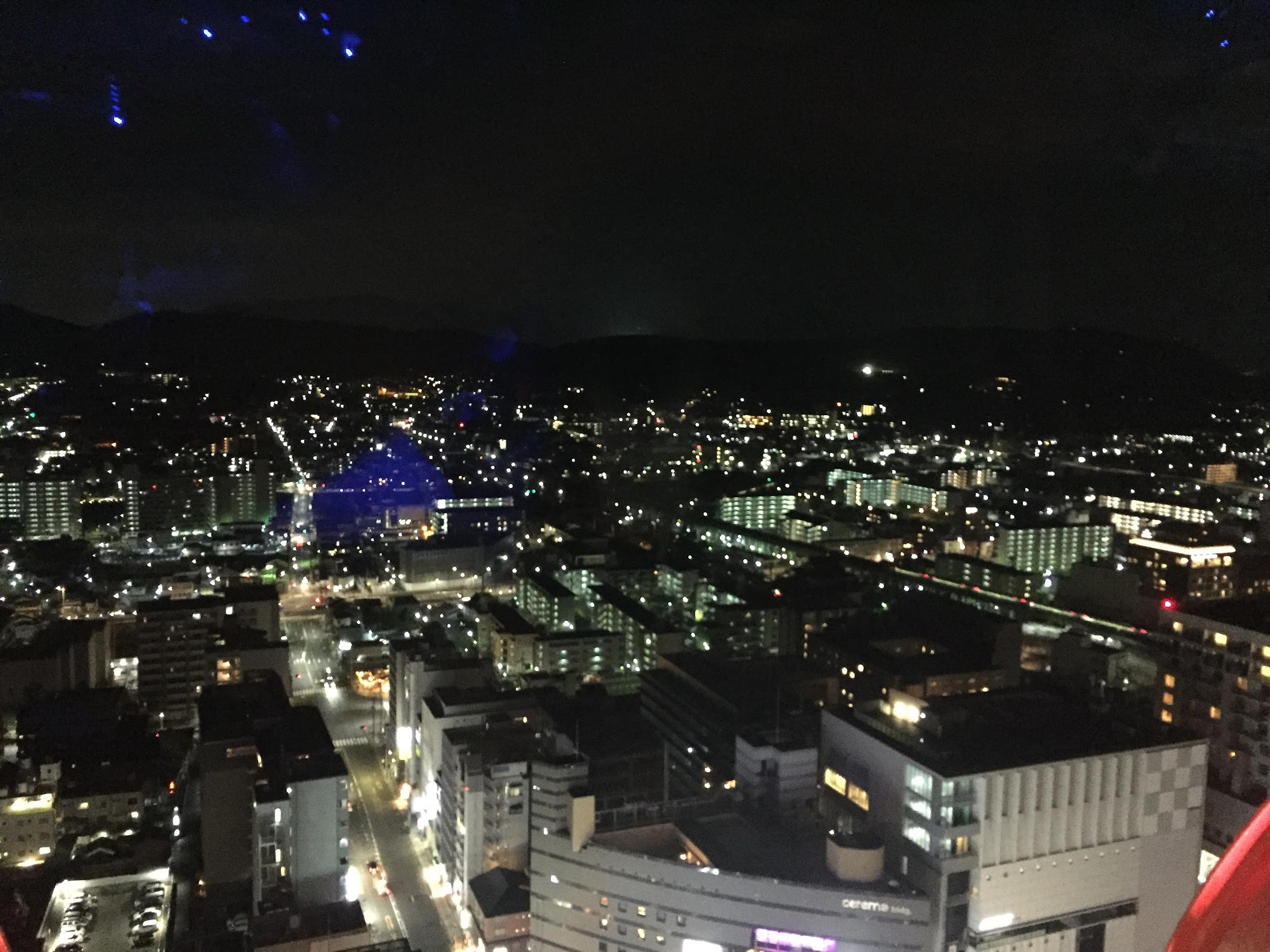 Kyoto Tower View 1